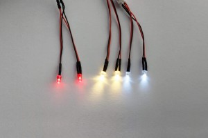 LED Light Set (Clear,Yellow,Red, easy for Jimny & 4Runner)