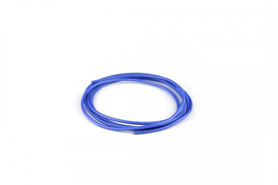Silicon Wire (22AWG/1M/Blue)