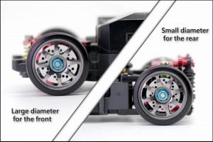 Alu-alloy Realistic Decorative Brake Disc Rotor for KYOSHO