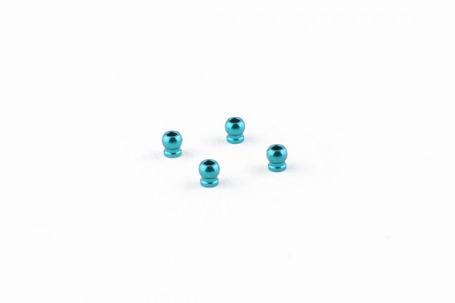 Alu-alloy Shock Ball / Bead (for DWS. Cyan)