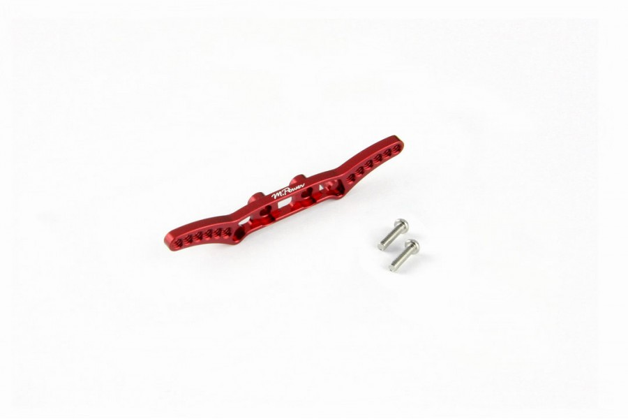 Alu-alloy Shock Stay (for DWS. Red)