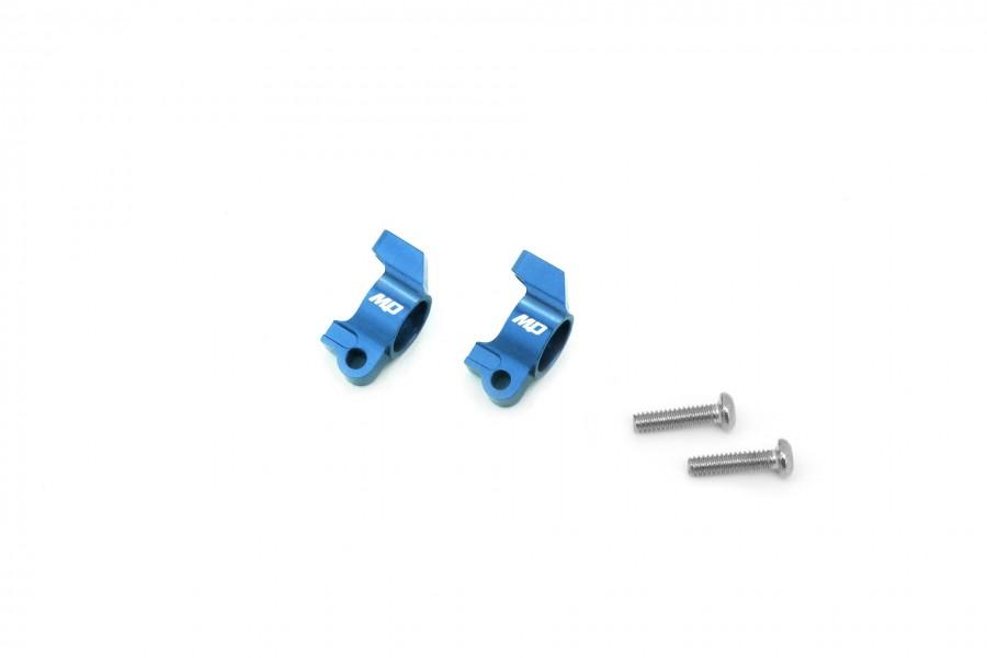 Alu-alloy Rear Hub (for DWS, Cyan)