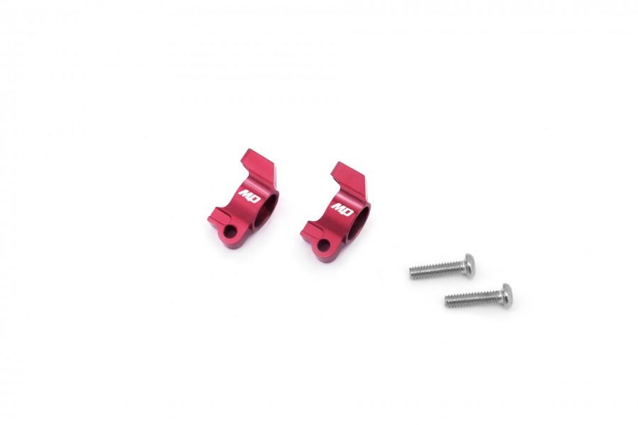 Alu-alloy Rear Hub (for DWS, Red)