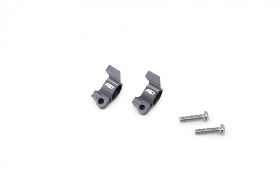 Alu-alloy Rear Hub (for DWS, Gunmetal)