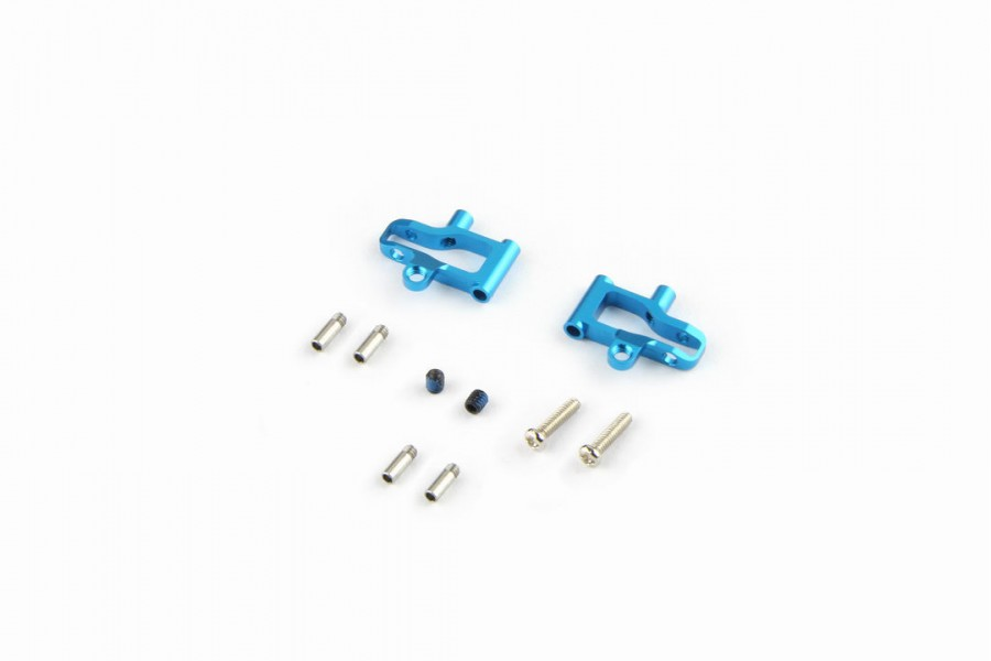 Alu-alloy Rear Lower Arm (for DWS. Narrow/Cyan)