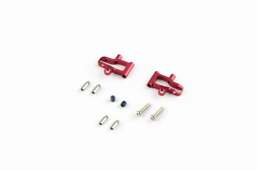 Alu-alloy Rear Lower Arm (for DWS, Narrow, Red)