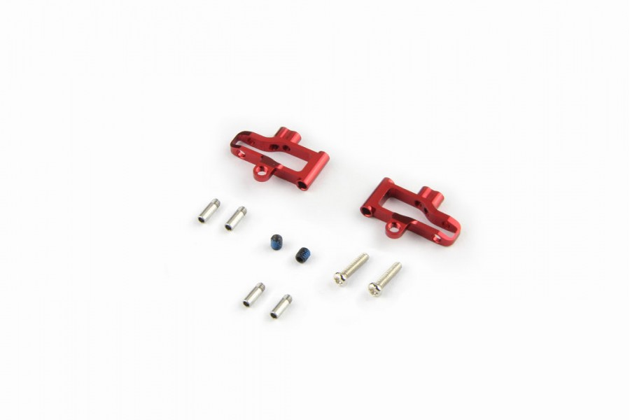 Alu-alloy Rear Lower Arm (for DWS, Wide, Red)