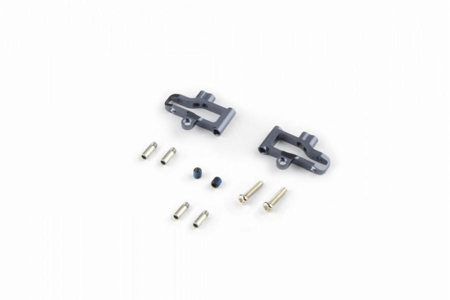 Alu-alloy Rear Lower Arm (for DWS, Wide, Gunmetal)