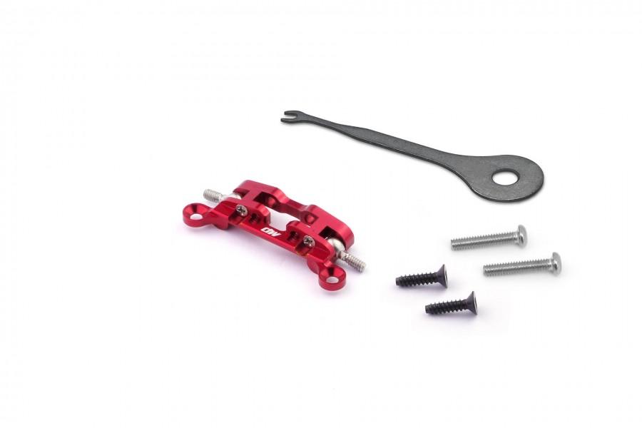 Alu-alloy Upper Arm Holder (for DWS, Red)