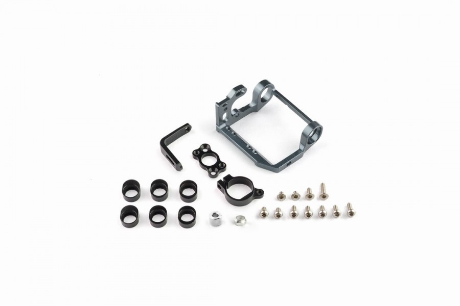 Alu-alloy Motor Mount Set/MM (Gunmetal)