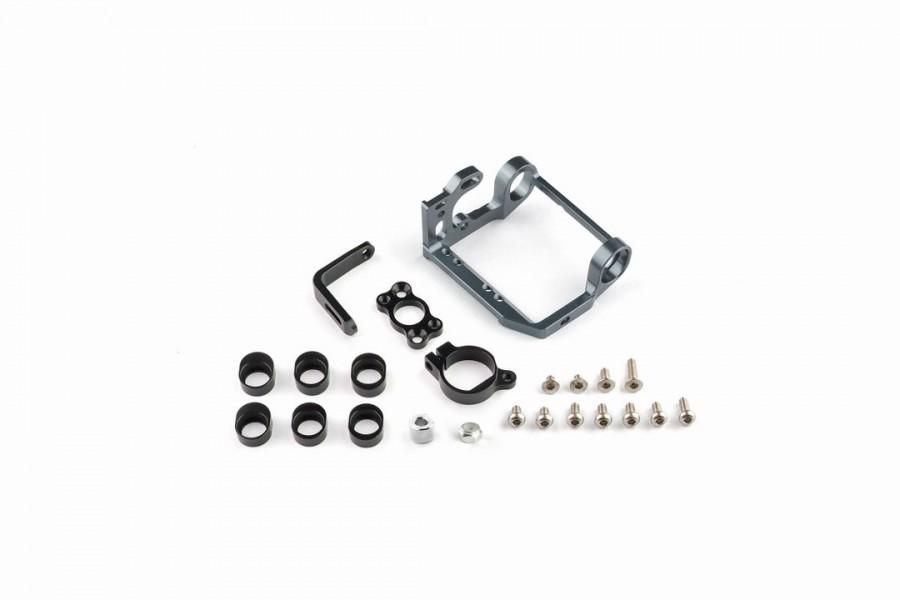 Alu-alloy Motor Mount Set/MM (Gunmetal)