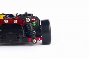 POM Angled Drift Tire (Narrow, with camber 3 degree)