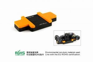 Foam Car Stand (Orange)
