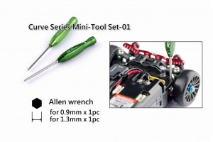 Mini Hex Screwdriver Set